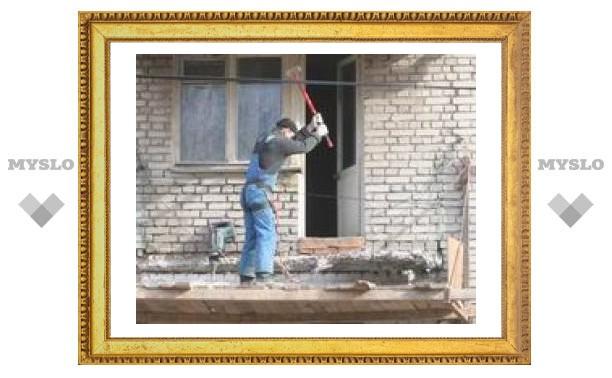 Как тулякам отремонтировать свои балконы