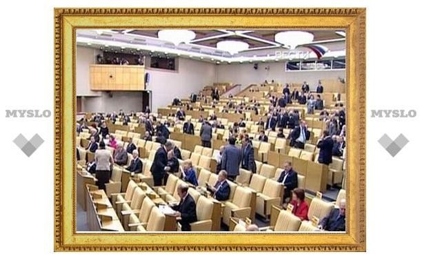 Коммунисты вернулись в Госдуму