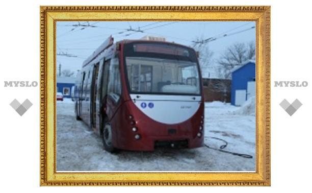 Транспорт в Туле будет одного цвета?