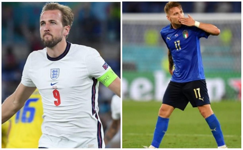Италия или Англия? Угадай, кто станет победителем Евро!