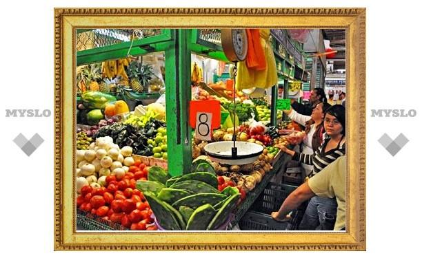 Эксперты прогнозируют рост цен на овощи