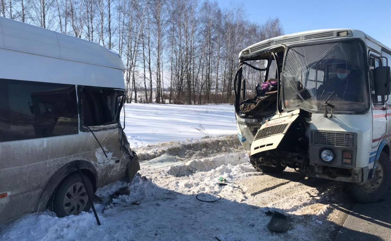 ДТП на автодороге Алексин – Железня: пострадавшие пассажиры получат страховые выплаты