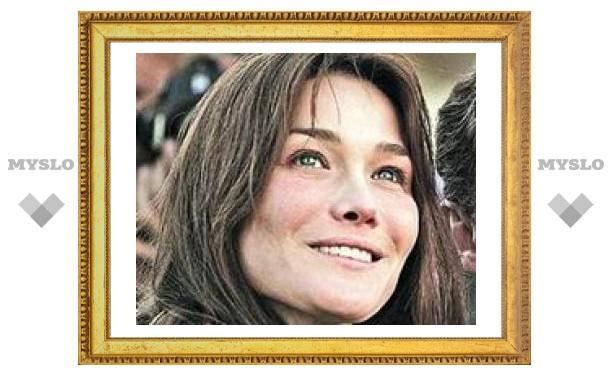 """Портрет """"ню"""" жены президента Франции будет продан на торгах Christie's"""