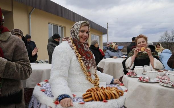 Как отпраздновали Масленицу в самом маленьком городе России