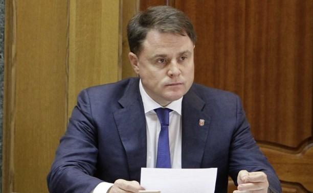 Губернатор Владимир Груздев провел совещание по развитию областного центра