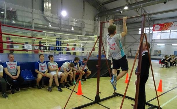 Тульские школьники выявили сильнейших в «Президентских состязаниях»