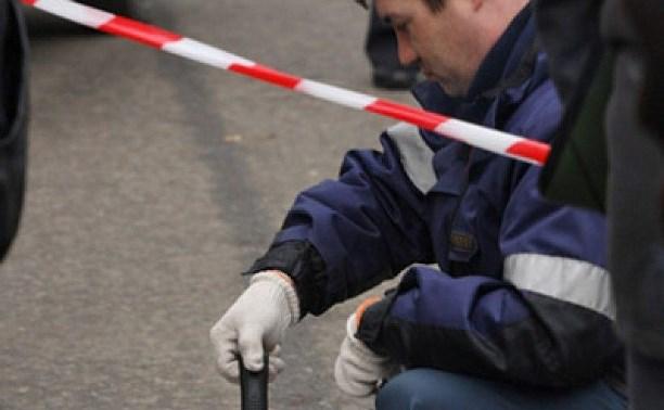 В Узловой на улице нашли полусгнивший труп женщины