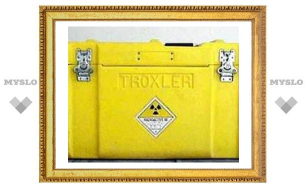 В Испании похищен кейс с радиоактивными материалами