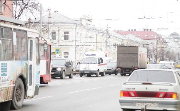 Госавтоинспекция проверила, уступают ли туляки дорогу машинам со спецсигналами