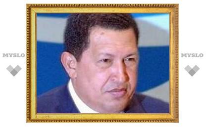"""Уго Чавес извинился перед кардиналом, которого обозвал """"попугаем"""" и """"клоуном"""""""