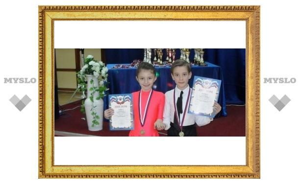 Танцоры из Щекина стали чемпионами