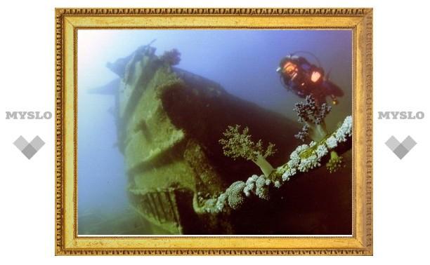 Кладоискатель из США нашел затонувший корабль с грузом советской платины