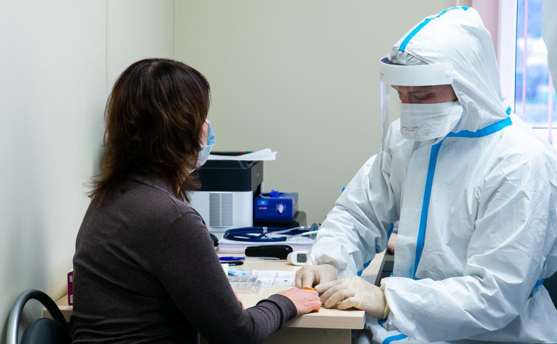 Статистика по коронавирусу: в Тульской области за сутки подтвердились 130 случаев заболевания
