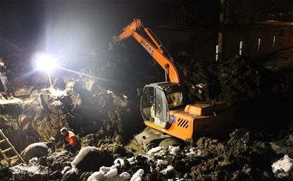 Водоснабжение в Алексине было восстановлено спустя сутки