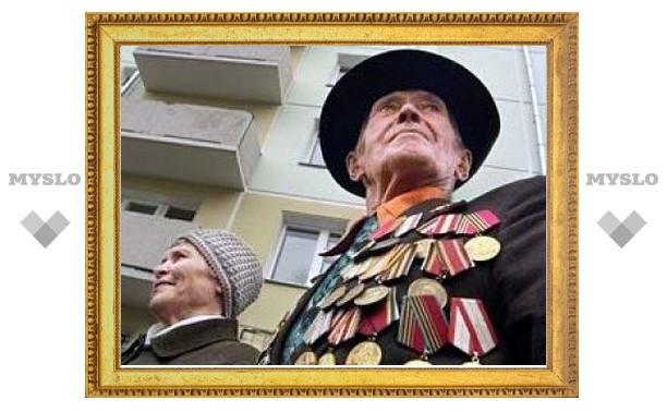 Ветеранам Тулы выплатят по 3000 рублей