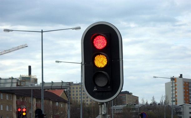 В Туле установят новые светофоры