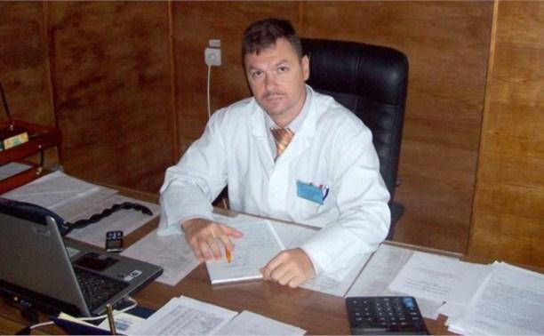 Экс-главврач Тульской областной больницы №2 попал под следствие