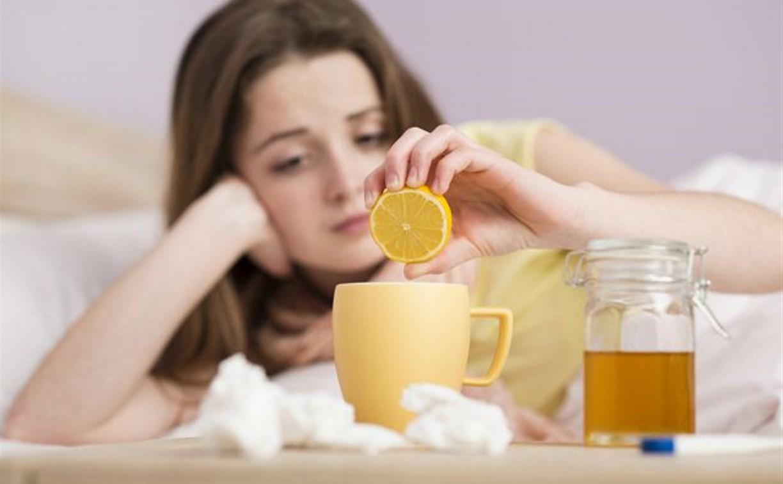 В Тульской области число заболевших гриппом и ОРВИ снизилось на 23%