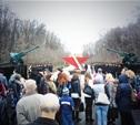 Губернатор Тульской области принял участие в открытии аллеи Победителей в Центральном парке