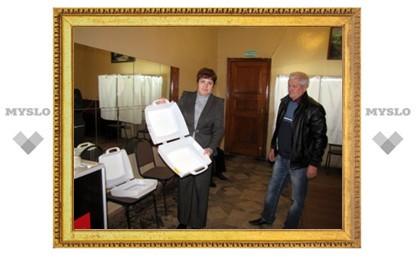 В Ясногорске Тульской области выбирают депутата
