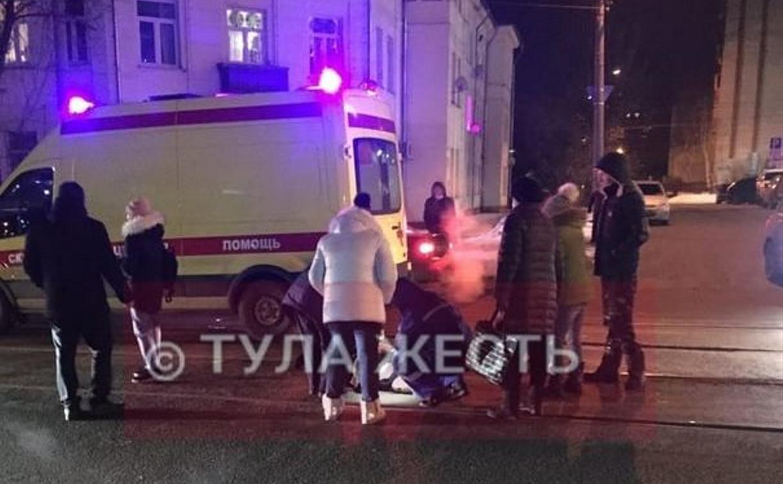 На пересечении улиц Будённого и Кауля насмерть сбили пенсионерку