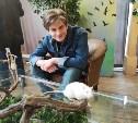 Команда Тульского экзотариума стала героями телепередачи «В мире животных»