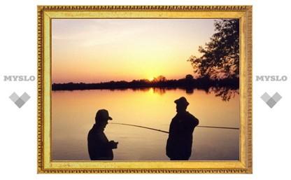 Тульских рыболовов обманули