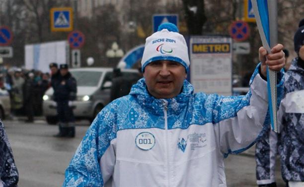 Великий тульский лыжник верит в успех паралимпийской сборной России