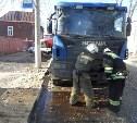 В Заречье грузовик столкнулся с троллейбусом, есть пострадавшие