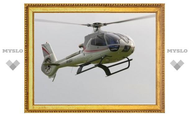 В Роттердаме разбился вертолет