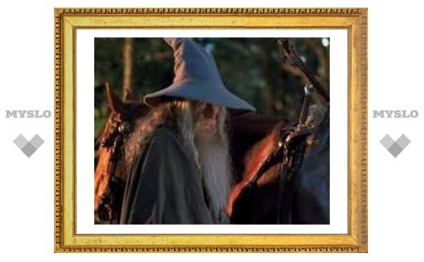 Лучшим волшебником экрана оказался Гэндальф