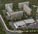 Первый дом ЖК «Московский» сдадут в июне