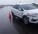 В ДТП на трассе «Дон» пострадала женщина