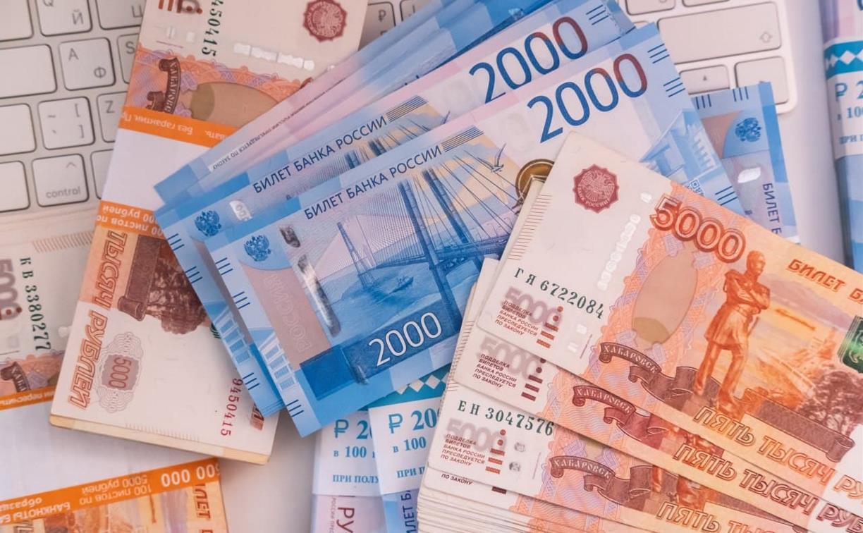 В России рекордно вырос объем наличных денег