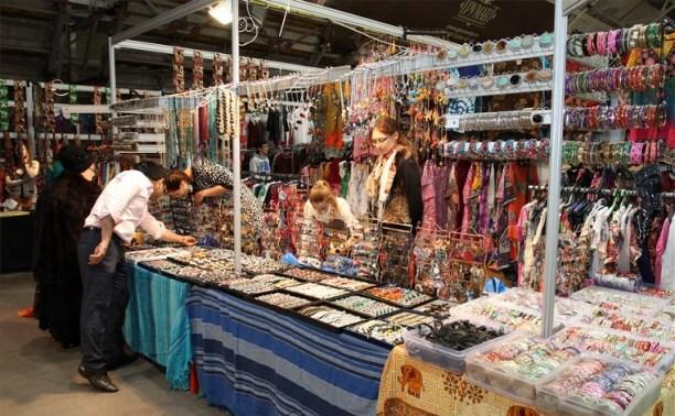 В Туле открылась выставка-ярмарка товаров из Индии