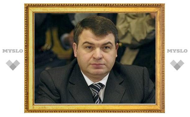 Министерство обороны передаст Туле военное имущество