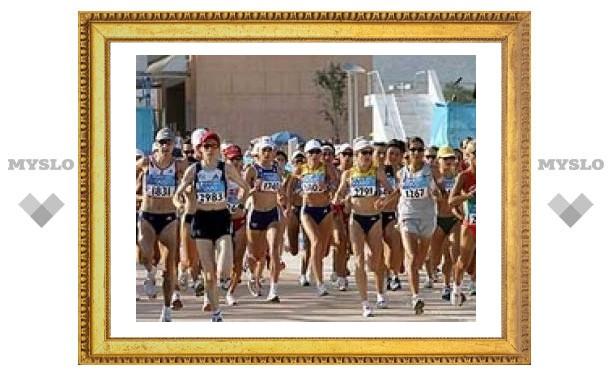 Через Тулу пройдет международный марафон