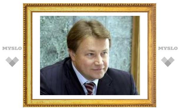 Губернатор зачитал послание областной Думе