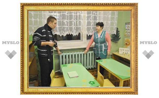 В Черни выявлены нарушения температурного режима в детском саду и ЦРБ