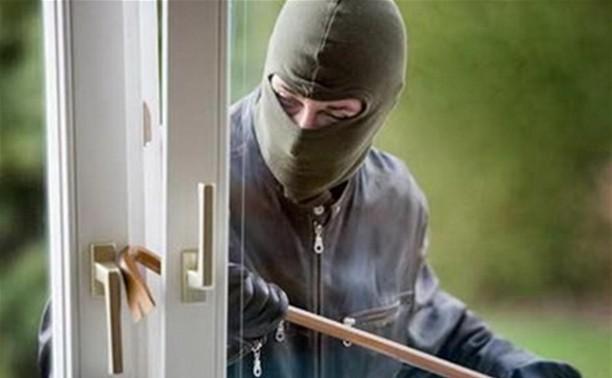 Преступник целый год грабил один и тот же дом