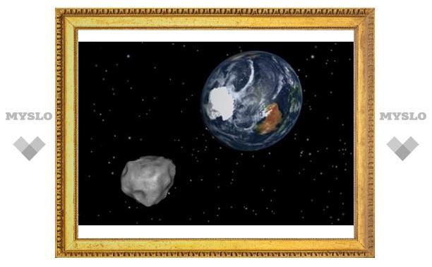 Астероид 2012 DA14 пролетел мимо Земли