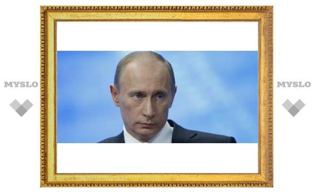 Карандаш Путина продали за 1000$