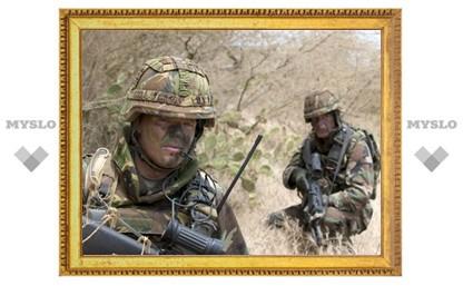 Сторонники Каддафи захватили трех голландских солдат