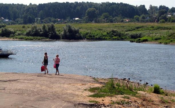 Трое алексинцев спасли попавшую в водоворот девочку