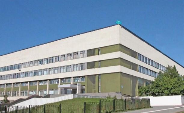 Здание НПО «Стрела» в Туле реконструируют