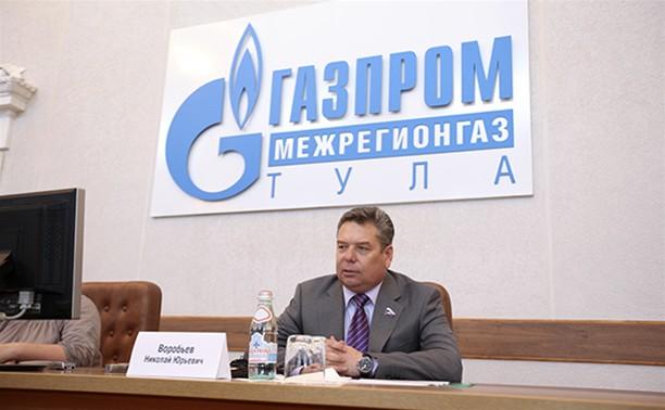 «Газпром межрегионгаз Тула»: отопительный сезон без аварий