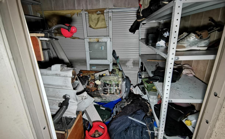В Туле в палатке рядом с отделом полиции взорвался газ
