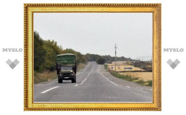 Роставтодор запретит грузовикам ездить во время жары