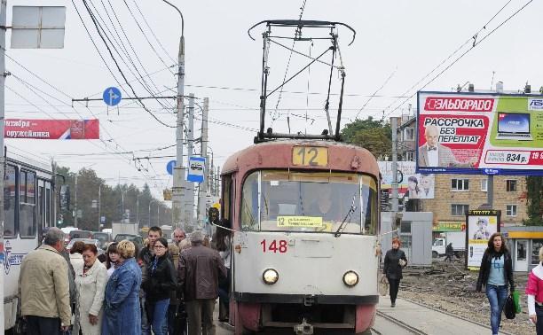 Трамваи №12 и 13 поменяют маршрут