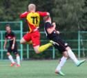 В юношеском футбольном турнире обострилась борьба